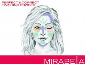 Perfect & Correct Face Powder