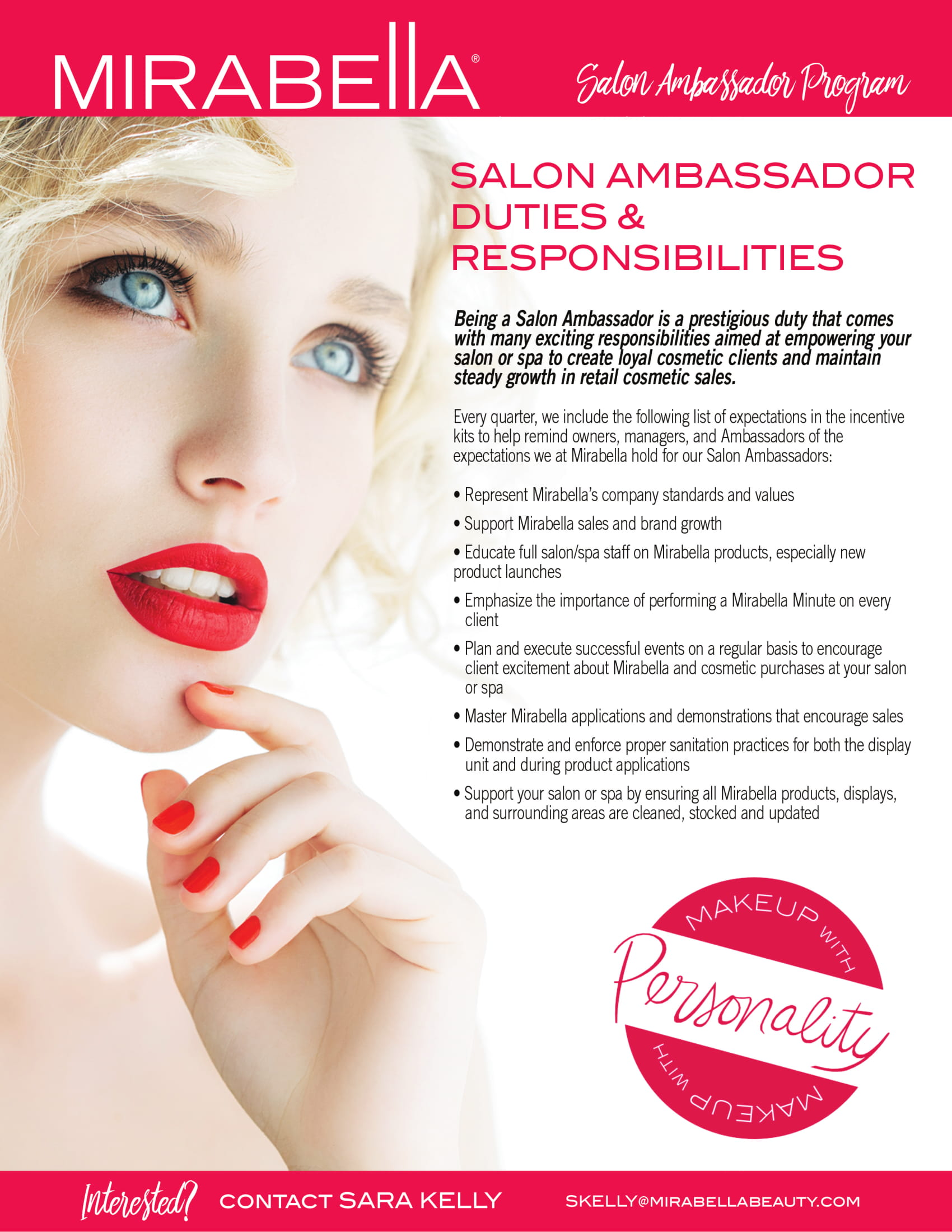 Salon Ambassador Duties and Responsibilities-1