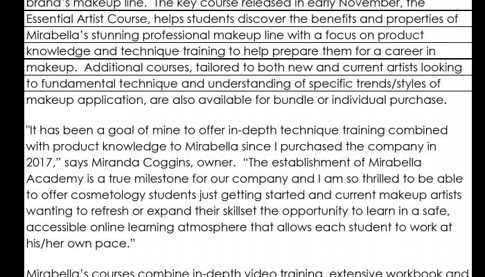 MIR_Academy Press Release-1